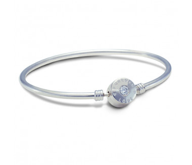 ENCHANTED AURORA BLANC BANGLE