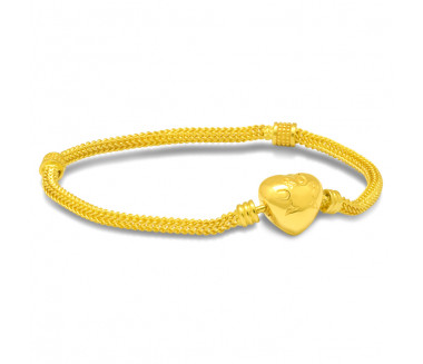 ENCHANTED GOLD BRACELET